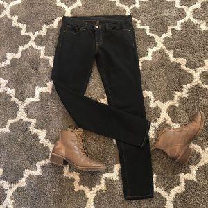 J Brand Dark Wash Skinny Leg Size 27